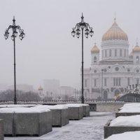 Снегопад. :: Галина Бехметьева