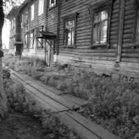Нежилой дом :: Валерий Михмель