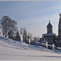 Зима в городе :: muh5257