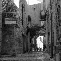 Переулок в Старом Яффо. :: Alla Shapochnik