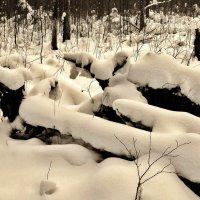Снежные фигуры :: Aida10
