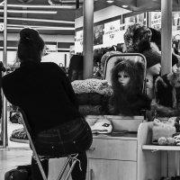 Одиночество в людном месте. :: Надежда Ивашкина