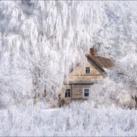 Зимняя сказка .. :: Влад Соколовский