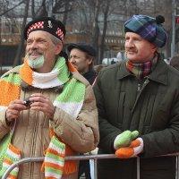День  Святого Патрика(Гости из Ирландии) :: Виталий Селиванов
