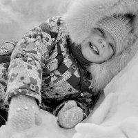 На снежной постели :: Светлана Рябова-Шатунова