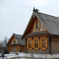 Деревянное зодчество  г. Суздаль. :: Вера (makivera)
