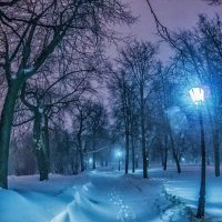Русская зима :: Игорь Герман