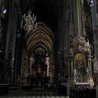 Костел Святого Штефана. Вена :: Лариса Крышталь