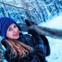 Зимушка-зима :: Анна Хазова