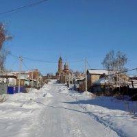 Улица Пугачёва. :: Евгений Алябьев