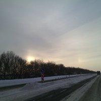 Радуга в феврале)) :: Алексей Кузнецов