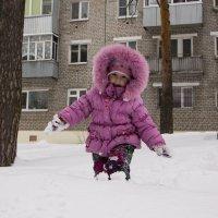 Хороши зимой сугробы... :: ТатьянА А...