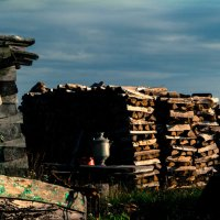 Кашкаранцы, Белое море :: вадим измайлов