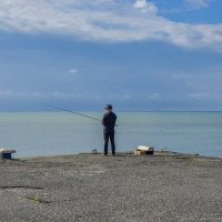 Ловись рыбка... :: Светлана Винокурова