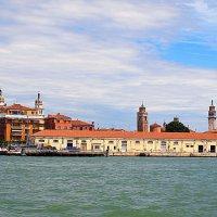 Вид на Венецию. :: Владимир Драгунский