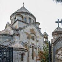 Армянская церковь :: Варвара