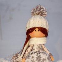 Снегурочка в белом платье :: Dmitriy Skiy