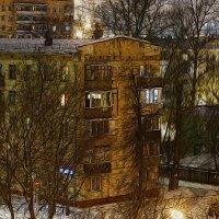Соседние дома :: Алексей Виноградов