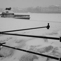 зимняя набережная :: sv.kaschuk