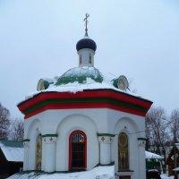 Приписная часовня Храма  Живоначальной Троицы :: Ольга (crim41evp)