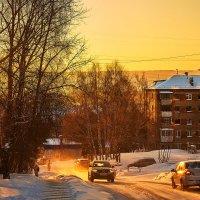 Мороз и солнце :: Владислав Левашов