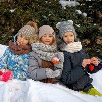 Зимняя сказка Четвертого класса :: Дмитрий Конев