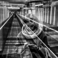 московская подземка... :: Юрий Яньков