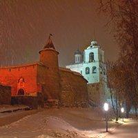 Вечер перед Рождеством. :: vkosin2012 Косинова Валентина