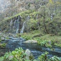 водопад :: Лариса Батурова