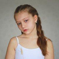 Портрет Эмилии :: Екатерина Постонен