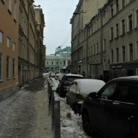 Непарадный Петербург. Улица Джамбула :: максим лыков
