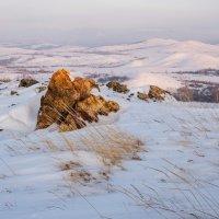 Снежные холмы :: Ирина