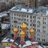 Золотые купола :: Сергей Лындин