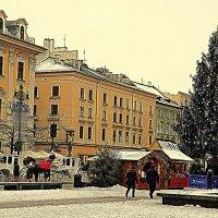 Краков зимой :: Ольга
