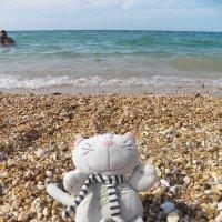 Море, небо, солнце, пляж.. :: Регина Пупач