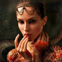 Королева змей :: Евгений Дворецкий