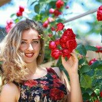 Розовый рай :: Сергей Удовенко
