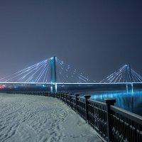 Вантовый мост.Красноярск :: SmygliankA