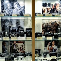 Кино , актёры  , фотографии и фотоаппараты... :: Анатолий Колосов