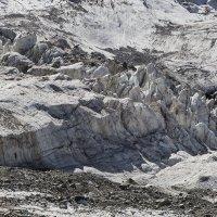 ледопад ледника Мижирги. :: Леонид Сергиенко