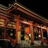 Храм Сенсодзи в Токио :: Евгений Печенин