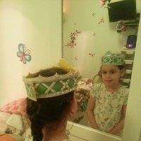 Внучка - принцесса :: Герович Лилия