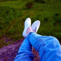 Ноги, просто ноги :: Варвара Высоцкая