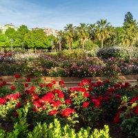 Парк Федерико Гарсиа Лорки в Гранаде (Испания) :: Марина Ножко