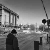 На работу :: Валерий Михмель