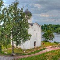 Церковь Георгия Победоносца :: Константин