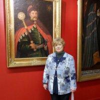 Автопортрет в музее :: Лара Амелина