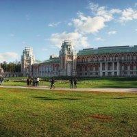 Большой Царицынский дворец :: Игорь Сарапулов