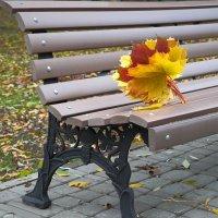 Осенний букет. :: Laborant Григоров