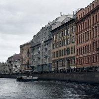 Набережная реки Мойки :: dp_tula
